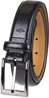 Men's Leather Dress Belt