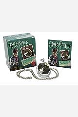 Harry potter horcrux locket and sticker book - edi Acessório