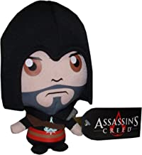 Import USA - Figura Assasin'S Creed Ezio Peluche, Color Negro