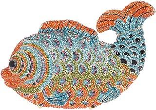 Fawziya Mini Fish Purse For Girls Handbags For Women Clutch Purse