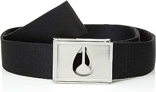 Men's Spy Belt, black, Medium/Large