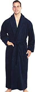 Mens and Womens Original Terry Shawl Turkish Bathrobe
