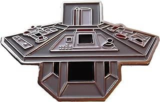 Doctor Who Tardis CONSOLE Enamel / Metal PIN