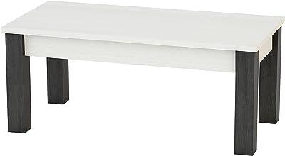 Movian Aggol Modern - Mesa de centro elevable, 50 x 100 x 44 cm ...