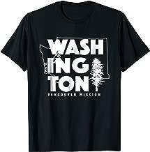 Washington Vancouver Mission t-shirt