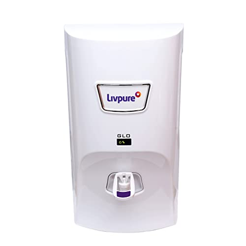 Livpure Glo 7-Litre RO + UV + Mineralizer Water Purifier