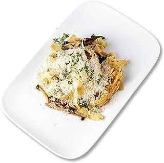 أطباق تقديم مستطيلة كبيرة بيضاء من سيزون ستوري دارنغ (مجموعة من 2) طبق بورسلين الفاخر (33.8 سم) أطباق تقديم المطعم للأطباق...
