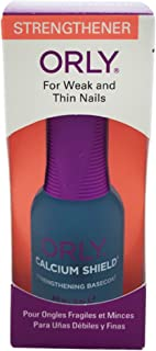Orly Calcium Shield Nail Growth Treatment, 0.6 Ounce