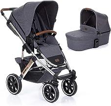 Kinderwagen Buggy Kombikinderwagen ABC DESIGN SALSA 4 AIR Kollektion 2020 DIAMOND ASPHALT, 2IN1