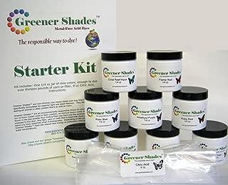 Greener Shades Starter Kit