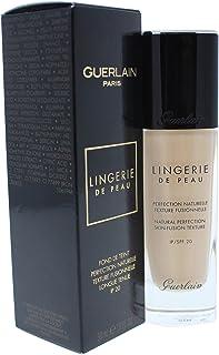 Guerlain Lingerie de Peau Natural Perfection Foundation SPF 20-01N Very Light for Women - 1 oz