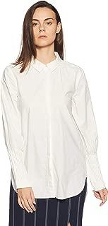VERO MODA Women's Regular Fit Cotton Shirt