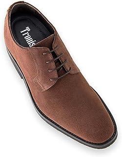 Zapatos de Hombre con Alzas Que Aumentan Altura Hasta 7 cm. Fabricados EN Piel. Modelo Lawson