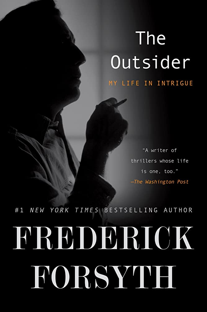 追い出すスケルトン人形The Outsider: My Life in Intrigue (English Edition)