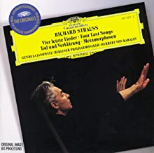 Strauss: Four Last Songs / Metamorphoses