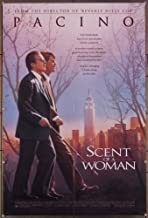 Scent Of A Woman (1992) Original Universal Pictures One-Sheet Movie Poster AL PACINO CHRIS O'DONNELL Film Directed by MARTIN BREST