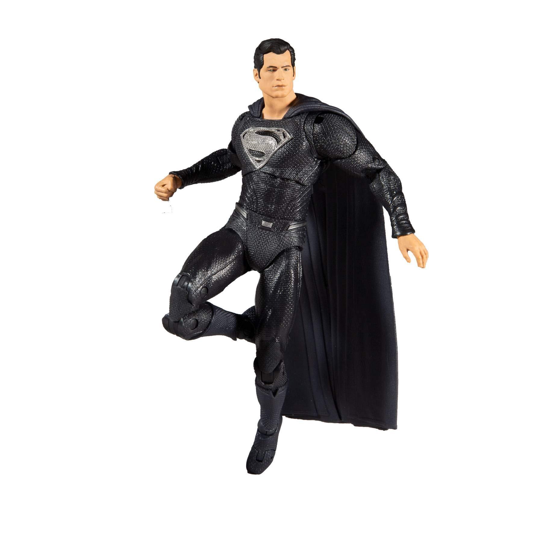 """McFarlane Toys DC Justice League Movie Superman 7"""" Action Figure"""