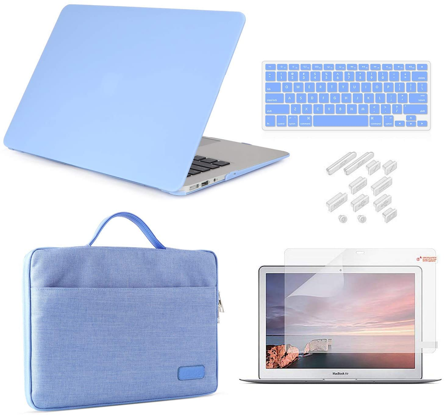 New Shipping Free iCasso MacBook Pro 15 Inch Case 2016 Mode 2019 2017 2018 Release Year-end gift