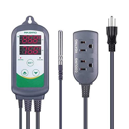 Inkbird WiFi ITC-308 Digital Temperature Controller