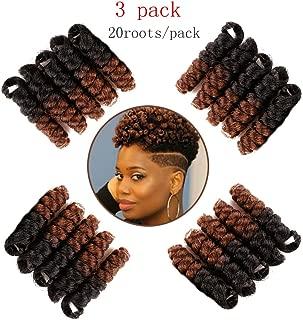coil curl crochet hair