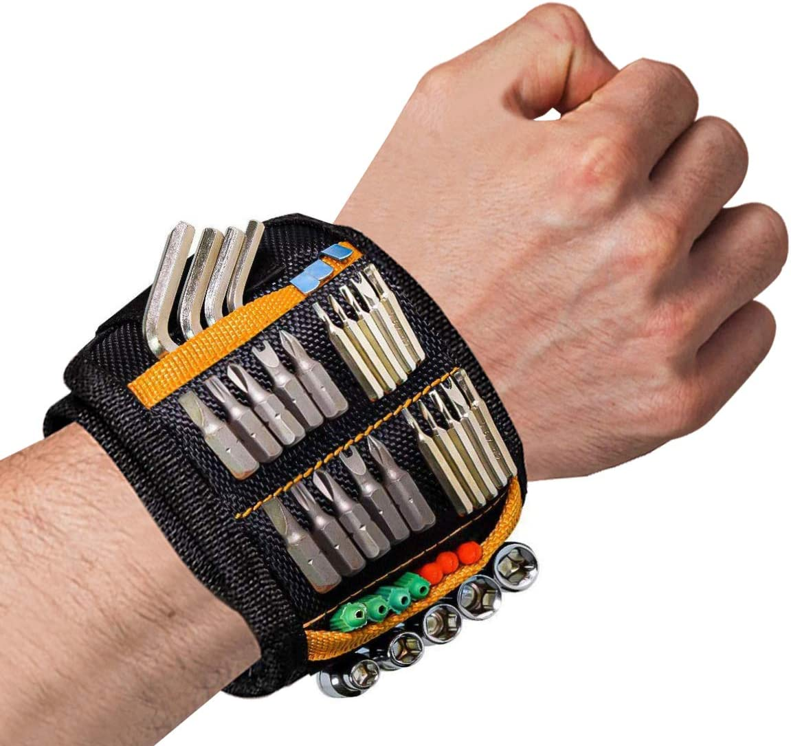 Magnetic Wristband Tool Belt with Holdin Powerful 15 Bargain sale 2021 model for Magnets