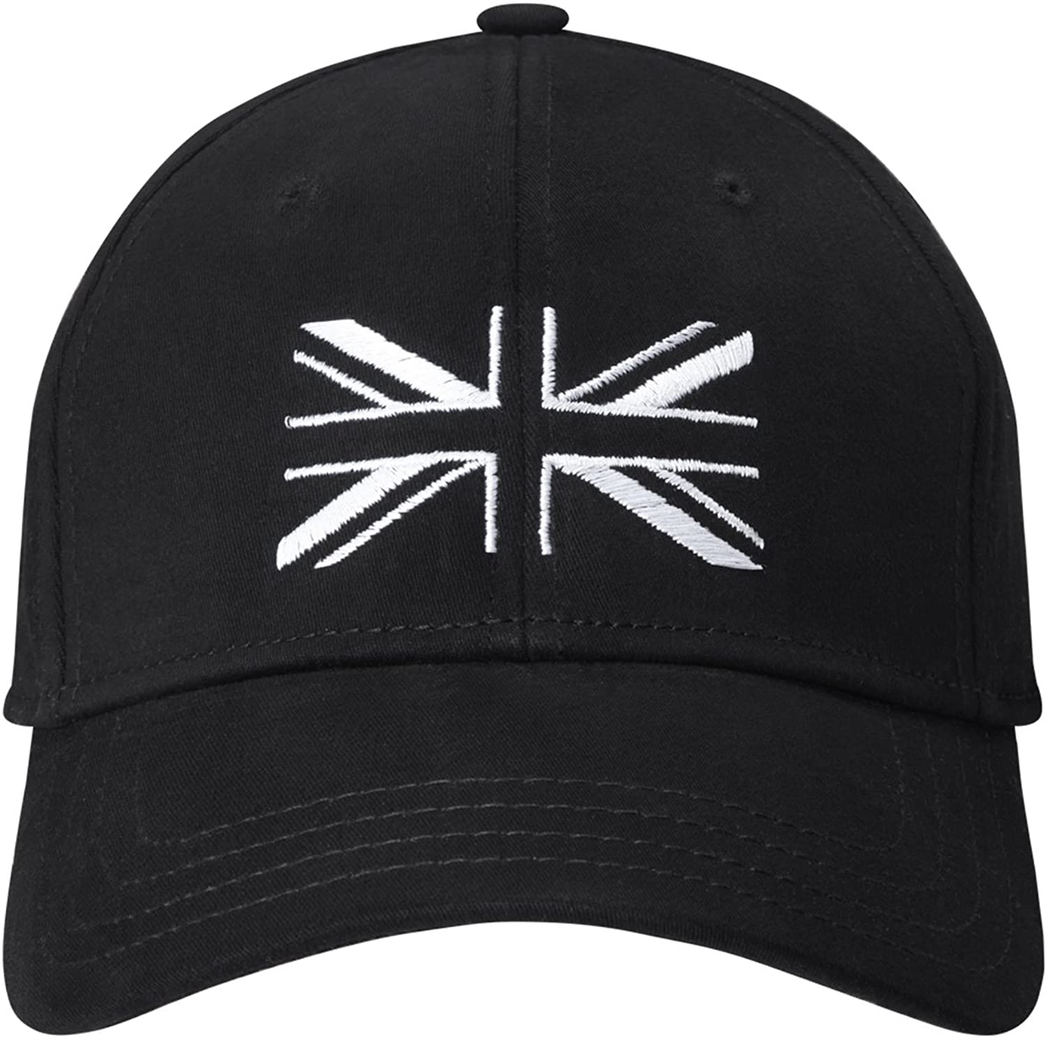 Gents BRIT Cap in Black