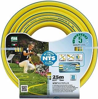 Bradas fwp5/825Tubo NTS White Plus 5/8Pollici, 25m FitT, Giallo, 35,9x 35,9x 9cm