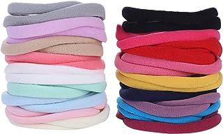 Nylon Headbands for Baby Girls 100 Bulk Wholesale DIY