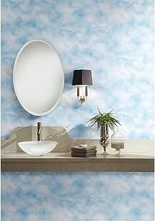 RoomMates Cloud Peel and Stick Wallpaper