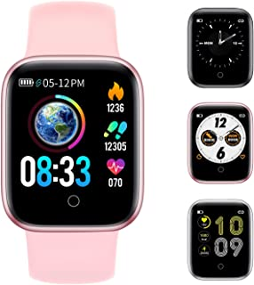 RUNDOING Smart Watch for Android iOS Phones,Fitness...