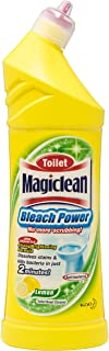 Magiclean Toilet Bleach Power, Lemon, 500ml