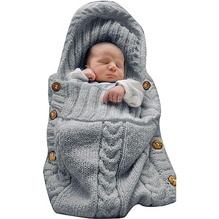 Tabpole Newborn Sleeping Bag Sack Stroller Wrap for Baby Girls Boys