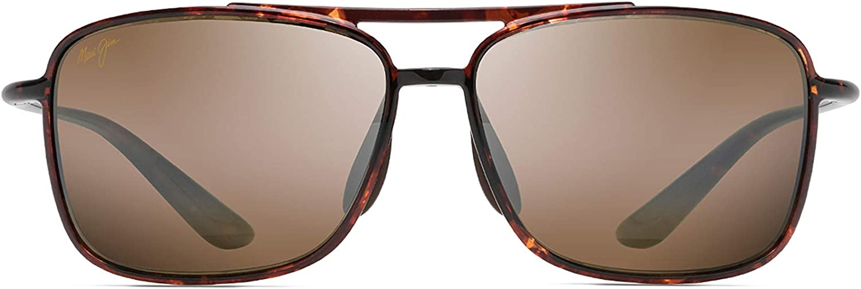 Maui Jim Kaupo Gap Aviator Sunglasses