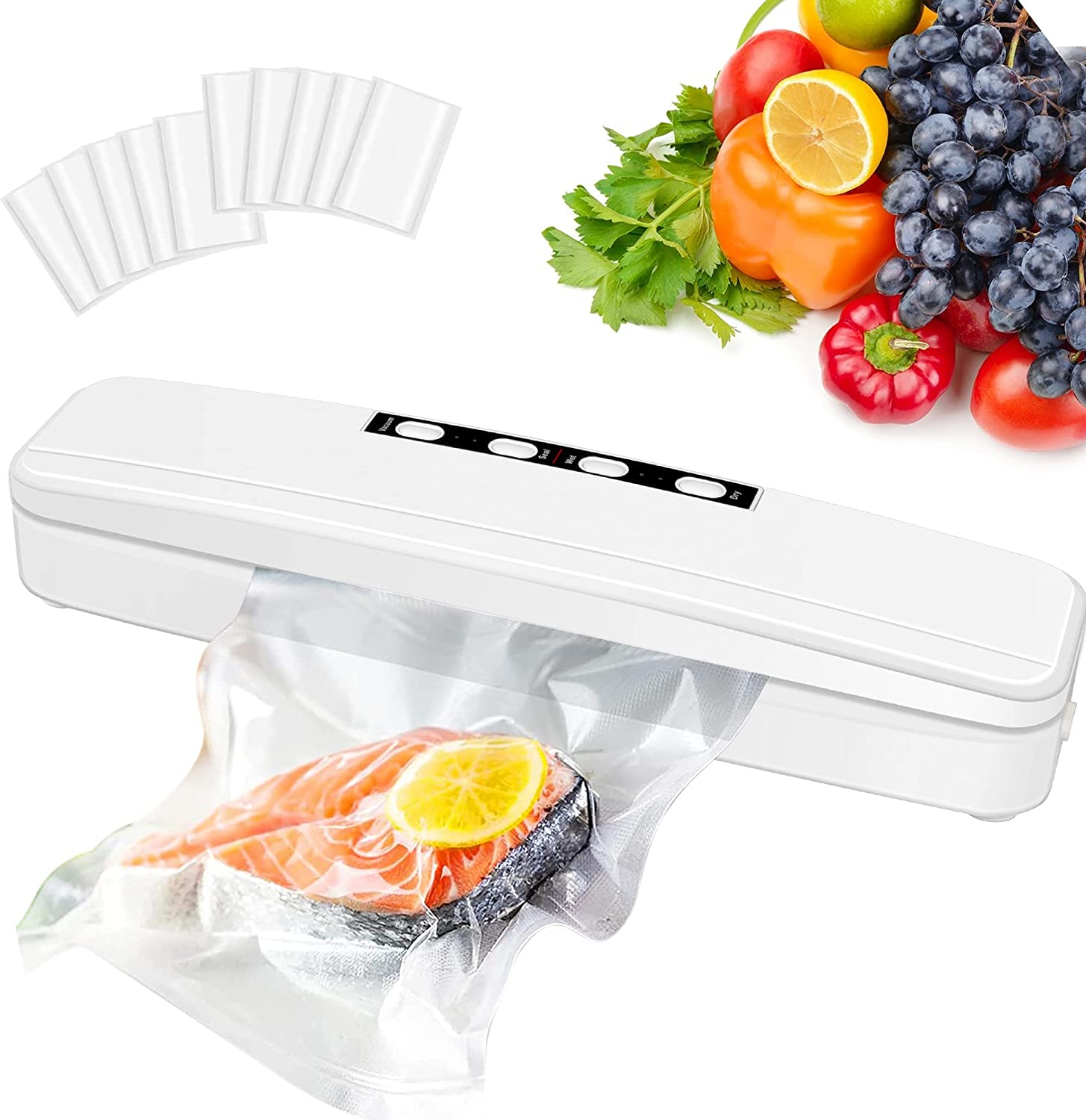 Vacuum Sealer Machine Anzid Popularity With Excellence Automatic Food Starter