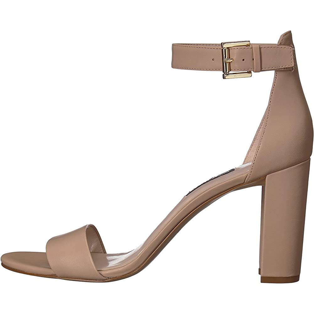 Nora Block Heel Sandal