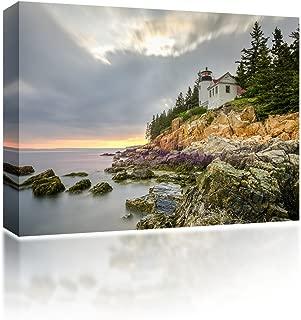 Onsia Sound Art- Bass Harbor Headlight, Acadia