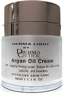 Argan Oil Cream Anti-sagging firming cream to reduce the look wrinkles, cellulite, and blemishes