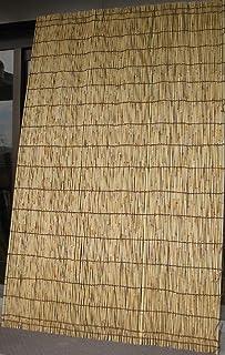 高級特選天然よしず(棕櫚縄編み) 約幅180×高さ330cm たてす 日除け