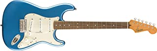 Squier by Fender エレキギター Classic Vibe 60s Stratocaster®, Lake Placid Blue
