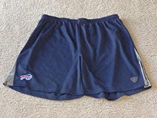 2009 RICHIE INCOGNITO BUFFALO BILLS GAME ISSUED WORN SHIRT SHORTS