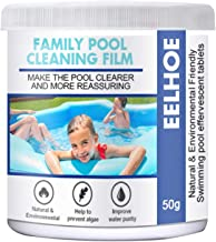 Limpiador de piscina, limpiador de piscina, detergente en polvo de limpieza para bañera de hidromasaje Spa y piscina Tratamiento de agua