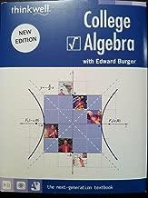 College Algebra Companion Workbook