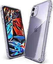 """Ringke Fusion Diseñado para Funda Apple iPhone 11, Transparente al Dorso Carcasa iPhone 11 6.1"""" Protección Resistente Impactos TPU + PC Funda para iPhone 11 2019 - Clear"""