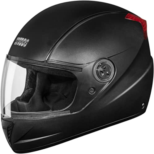 Studds STS_PRL_BLK_XL Professional Full Face Helmet