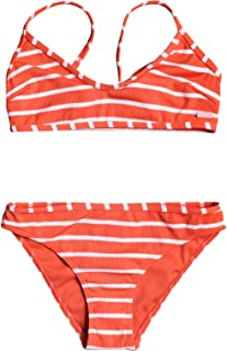 Roxy Girls' Kinda Savage Bralette Swim Set