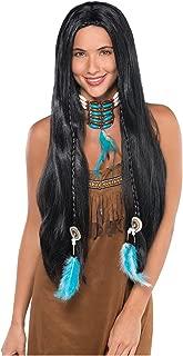 Native American Wig - Fun Costume Accessory
