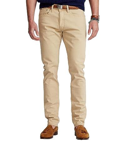 Polo Ralph Lauren Sullivan Slim Stretch Jean in Hudson Khaki Stretch