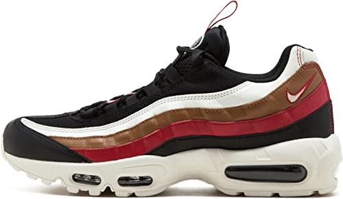 Nike Men's Air Max 95 Shoes In Multicolor Leather AJ4077-002