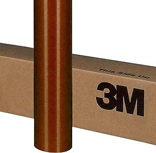 3M 1080 M229 MATTE COPPER METALLIC 5ft x 1ft (5 Sq/ft) Car Wrap Vinyl Film.