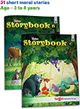 Blossom Moral Story Book for Kids 3 Years to 8 Years Old in English | 62 Fairy Tale Stories with Colorful Pictures | Best ...